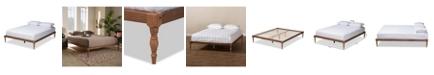 Furniture Iseline Bed - King