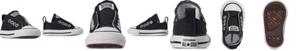 Converse Toddler Boys Chuck Taylor All Star Slip Casual Sneakers from Finish Line