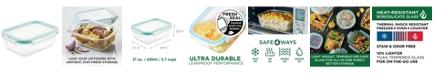 Lock n Lock Purely Better Glass 21-Oz. Rectangular Food Storage Container