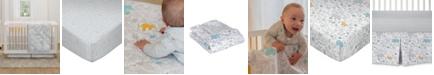 Lolli Living Safari 4-Piece Crib Bedding Set