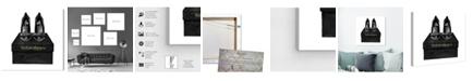 "Oliver Gal Elegant Ones Canvas Art, 24"" x 24"""