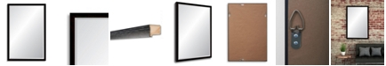 Reveal Frame & Decor Reveal Foundry Iron Beveled Wall Mirror