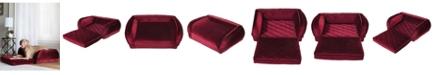 "La-Z-Boy 38"" x 29"" Duchess Fold Out Sofa Dog Bed"