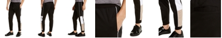 INC International Concepts INC Men's Blocked-Side Jogger Pants, Created For Macy's