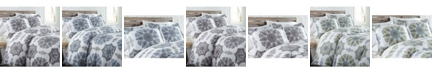 Southshore Fine Linens Infinity Reversible Comforter and Sham Set, Twin