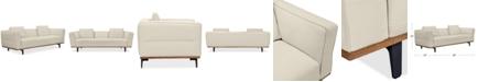 "Furniture Aubreeze 89"" Fabric Sofa, Created for Macy's"