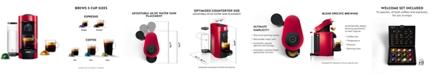 De'Longhi Nespresso by VertuoPlus Coffee and Espresso Machine
