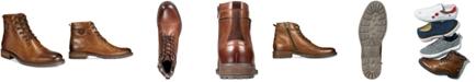 Alfani Men's Jack Cap Toe Boots, Created for Macy's