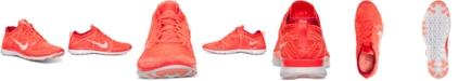 Nike Women's Free TR Flyknit Training Sneakers from Finish Line