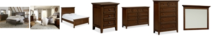 Furniture Matteo Bedroom Furniture Collection, Created for Macy's