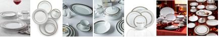 Noritake Dinnerware, Crestwood Platinum Collection