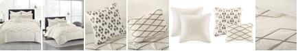 Urban Habitat CLOSEOUT! Sunita Cotton 144-Thread Count 5-Pc. Twin/Twin XL Duvet Cover Set