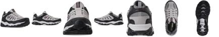Skechers Men's After Burn M. Fit Wide Width Walking Sneakers from Finish Line