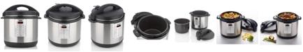 ZAVOR Select 6-Qt. Electric Pressure Cooker/Rice Cooker