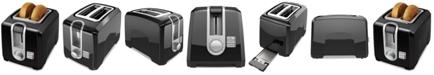 Black & Decker 2-Slice Extra-Wide Slot Toaster