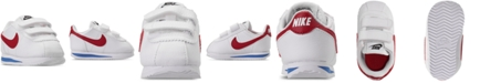 Nike Toddler Cortez Basic SL Casual Sneakers from Finish Line