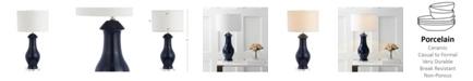 JONATHAN Y Liberty Ceramic or Crystal Led Table Lamp