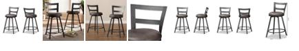Furniture Arjean Counter Stool, Set of 2
