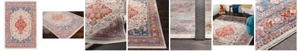 "Surya Ephesians EPC-2326 Pale Pink 5' x 7'9"" Area Rug"