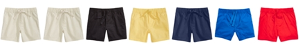 First Impressions Baby Boys Cotton Shorts, Created for Macy's