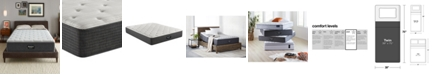 """Beautyrest BRS900-TSS 12"""" Plush Tight Top Mattress - Twin, Created for Macy's"""