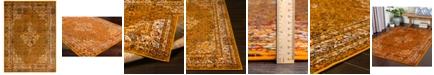 "Surya Mumbai MUM-2304 Saffron 3'11"" x 5'7"" Area Rug"