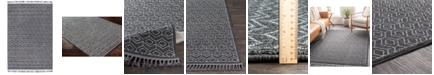 "Surya Restoration REO-2305 Charcoal 9'3"" x 12'1"" Area Rug"