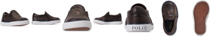 Polo Ralph Lauren Toddler Boys' Bal Harbour II Casual Sneakers from Finish Line