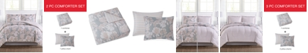 Pem America Katy Reversible 3-Pc. Mini Comforter Sets, Created for Macy's
