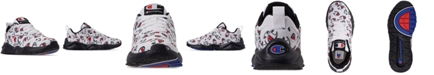 Champion Boys' 93Eighteen Repeat Athletic Training Sneakers from Finish Line