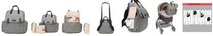 Storksak Robyn Convertible Diaper Backpack