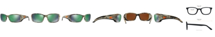 Costa Del Mar Polarized Sunglasses, CDM BLACKFIN 62