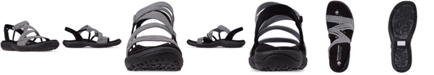 Skechers Women's Reggae Slim - Skech Appeal Athletic Sandals from Finish Line