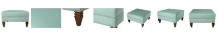 MJL Furniture Designs Hugo Upholstered Square Ottoman