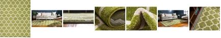 Bridgeport Home Arbor Arb1 Light Green 8' x 10' Area Rug