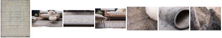 Bridgeport Home Bellmere Bel1 Gray 10' x 13' Area Rug