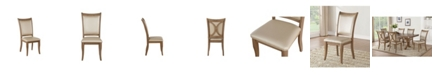 Acme Furniture Harald Side Dining Chair, Set of 2