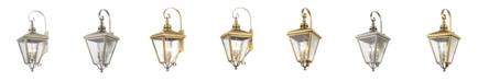 Livex Cambridge 4-Light Outdoor Wall Lantern
