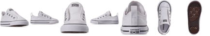 Converse Toddler Boys' Chuck Taylor All Star Simple Slip-On Casual Sneakers from Finish Line