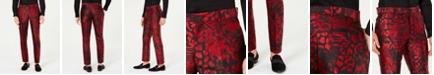 INC International Concepts INC Men's Slim-Fit Animal Print Pants, Created for Macy's