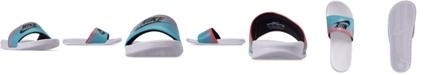 Nike Men's Benassi JDI Printed Slide Sandals from Finish Line