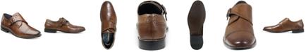 Nunn Bush Men's Newton Brogue Monk Strap Shoes