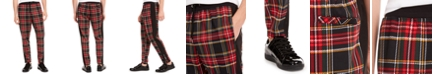 INC International Concepts INC Men's Alerion Plaid Pants, Created for Macy's