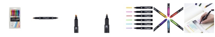 Tombow MONO Edge Highlighters, 6-Pack