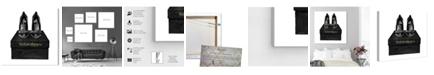 "Oliver Gal Elegant Ones Canvas Art, 43"" x 43"""