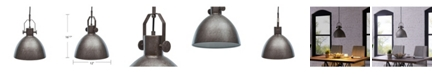 Southern Enterprises Wyatt Industrial Pendant Light