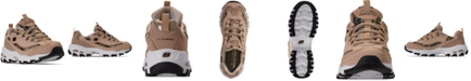 Skechers Women's D'Lites Mountain Alps Casual Sneakers from Finish Line
