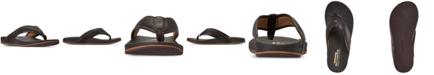 Skechers Men's Pelem Emiro Thong Sandals from Finish Line