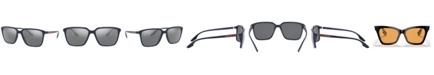 Prada Linea Rossa Sunglasses, PS 06VS 58
