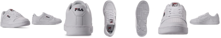Fila Women's FX 100 Low Casual Sneakers from Finish Line